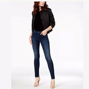HUDSON Jeans Nico Super Skinny Ankle Midrise